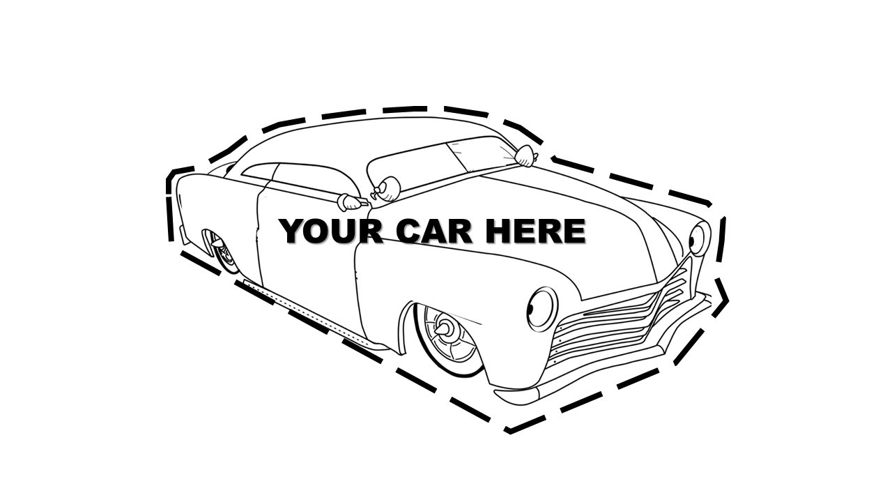 your car here